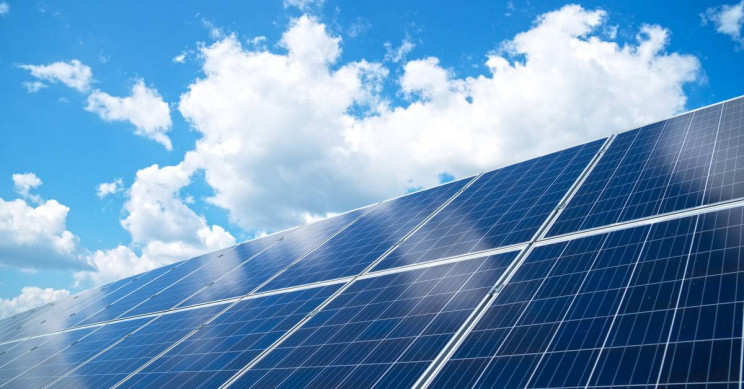 Environmental benefits of using solar panels