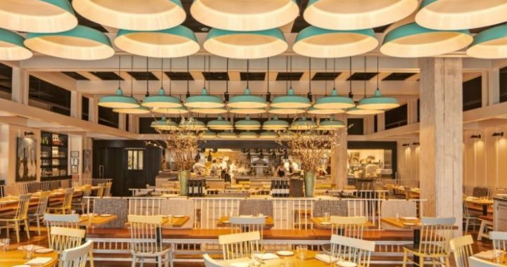 Things to look for in an restaurant interior design